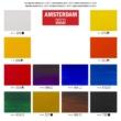 Talens Amsterdam akrilfesték készlet 12x20 ml